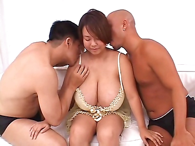 Asian fuko love giant tits..