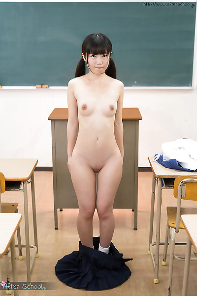 Tiny titted Japanese..