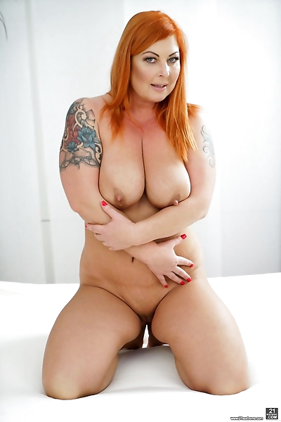 Tammy jean is a redheaded..