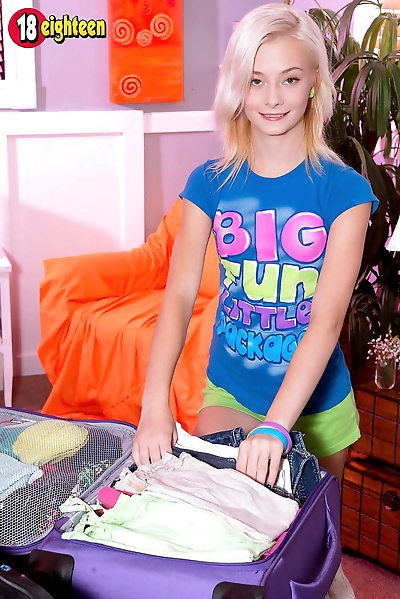 Teen blonde maddy rose is..