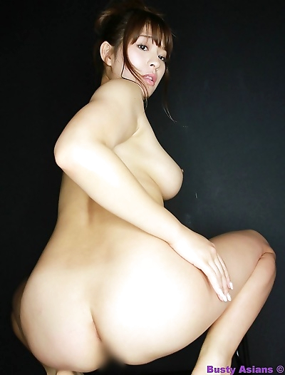 Busty asian megu fujiura..