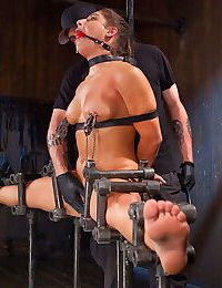Abella is what every real sadist looks for in a submissive. she craves to be hel - part 65