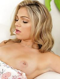 Whitney wright and athena faris give stepbro a threesome - part 2140