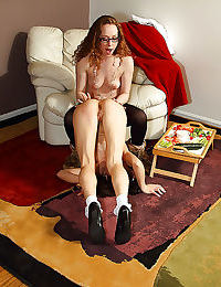 Amateur lesbian in pantyhose fingering her friends pussy and getting pissed on